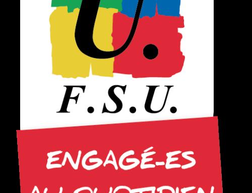CP La FSU dénonce les violences contre un camp de réfugiés, CP articles et vidéos