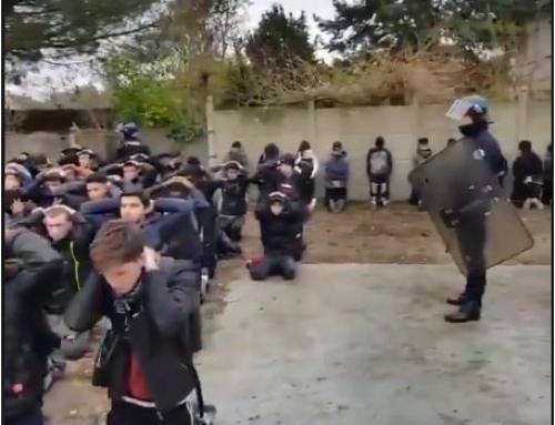 Violence policière: après la haine, LA HONTE !!! comment est-ce possible ???