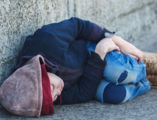 femmes actuelles : près de 500 enfants dorment dans la rue chaque jours !
