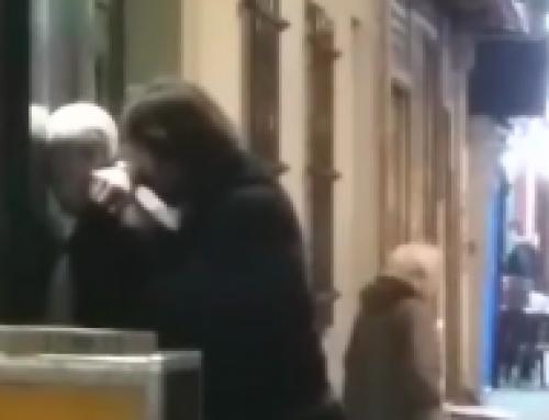 médiapart : Des policiers recouvrent d'un sac en tissu la tête d'un mineur, avant de se rendre compte qu'il n'avait aucun lien avec leurs investigations