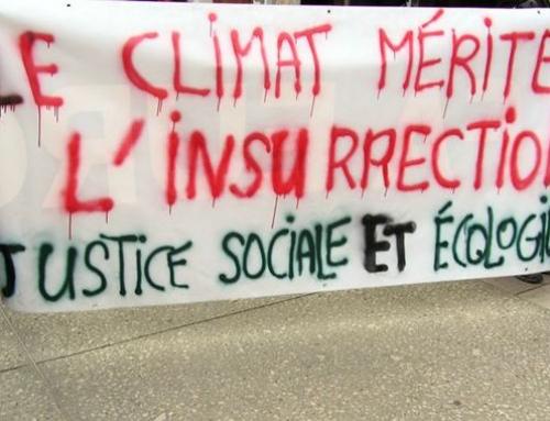 blog MEDIAPART : FSU et GGT, Solidaires, l'Unef et l'Unl : « Il ne peut y avoir de justice sociale sans justice écologique »