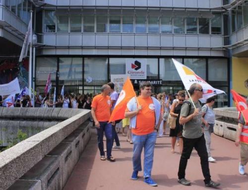 25 juin 2019 les travailleurs sociaux dans la rue !