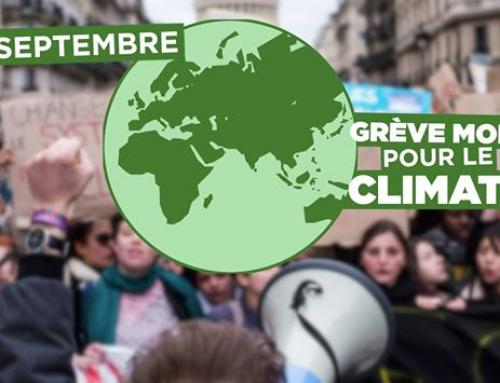 20 septembre : Grève mondiale pour le climat #3