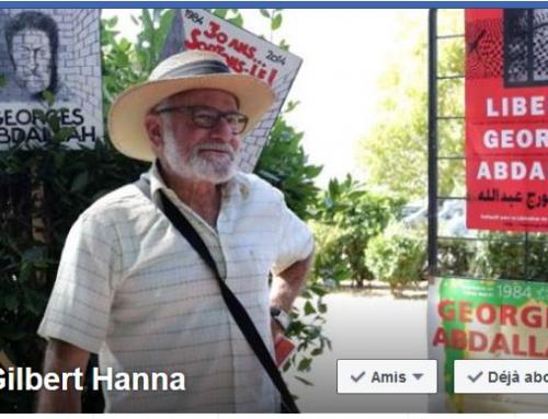 14 septembre hommage à Gilbert Hanna