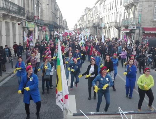 mercredi 5 et jeudi 6 mobilisations et grève