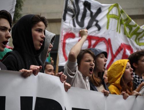 13 mars 20, Grève pour le Climat, 1 an de lutte.