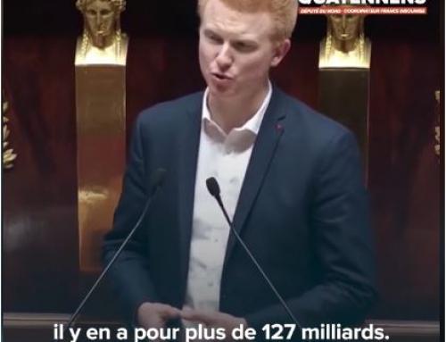 Adrien Quatennens : où est le pb ?