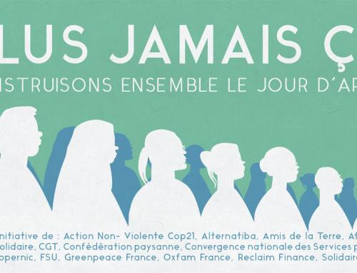 Jours d'Après en Gironde, plus jamais ça