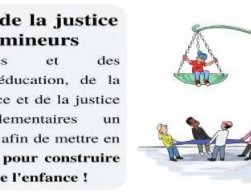 communiqué de Presse du collectif Justice des Enfants : abondon de la loi !