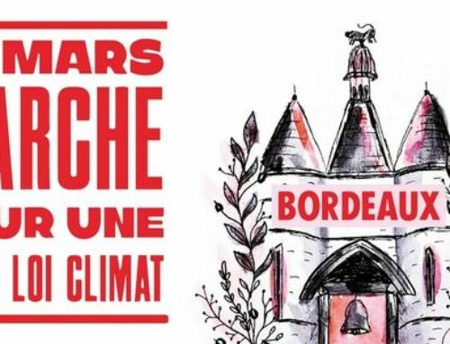 28 mars marche pour une vraie loi climat 14h place Stalingrad Bx