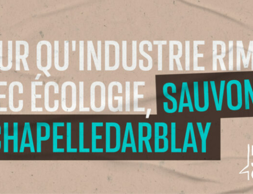 Sauvons #ChapelleDarblay